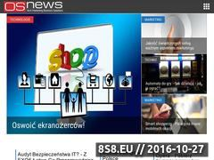 Miniaturka domeny osnews.pl