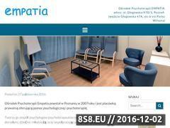 Miniaturka domeny osrodek-empatia.pl