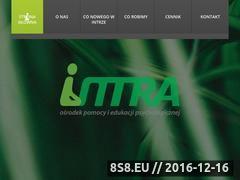 Miniaturka domeny www.osrodekintra.pl