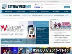 Miniaturka domeny www.ostrowwlkp.info