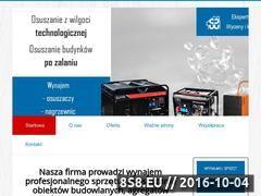 Miniaturka domeny osuszacze-wynajem.com.pl