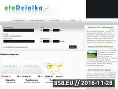 Miniaturka domeny www.otodzialka.pl