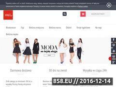 Miniaturka domeny www.oui.pl
