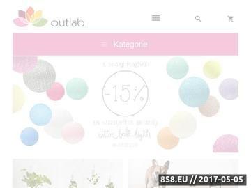 Zrzut strony Designerskie meble, akcesoria oraz nowoczesne doniczki i oświetlenie - Outlab