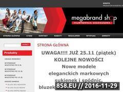 Miniaturka domeny www.outlet.net.pl