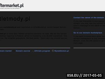 Zrzut strony Sukienki w sklepie OutletMody.pl