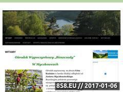 Miniaturka domeny owbieszczady.pl