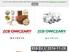 Miniaturka domeny www.owczary.pl