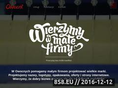 Miniaturka domeny owocni.pl