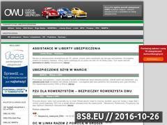 Miniaturka domeny owu.edu.pl