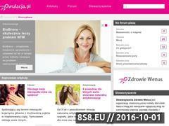 Miniaturka domeny www.owulacja.pl