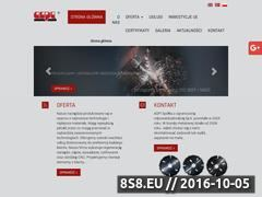 Miniaturka domeny www.p-aspi.pl