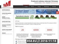 Miniaturka domeny www.p-m.com.pl