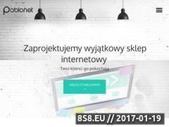 Miniaturka domeny www.pablonet.pl