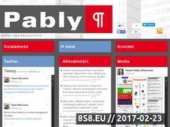 Miniaturka domeny pably.pl