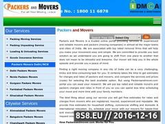 Thumbnail of Packers and Movers Pune - Movers and Packers Website