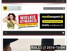 Miniaturka domeny www.paczkow24.pl