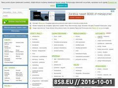 Miniaturka Darmowe ogłoszenia: praca, mieszkanie, sprzedam (www.pajeczyna.pl)