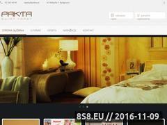 Miniaturka domeny www.pakta.pl