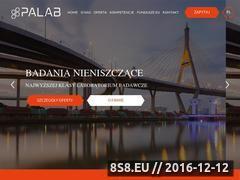 Miniaturka domeny www.palab.pl