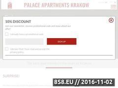 Miniaturka domeny palace-apartments.pl