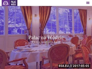 Zrzut strony Pałac Staniszów