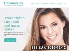 Miniaturka domeny panaceum.sos.pl