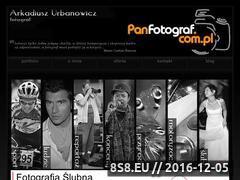 Miniaturka domeny panfotograf.com.pl