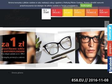 Zrzut strony Okulary przeciwsłoneczne Łódź