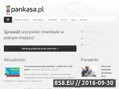 Miniaturka domeny www.pankasa.pl