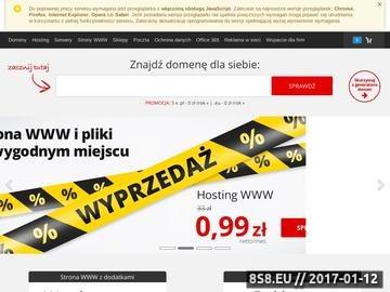 Zrzut strony PanSamochodzik.pl Warsztaty samochodowe Warszawa mechanika pojazdowa i inne
