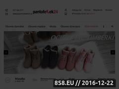 Miniaturka domeny pantofelek24.pl