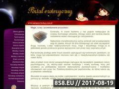 Miniaturka domeny www.parapsycholog.com.pl