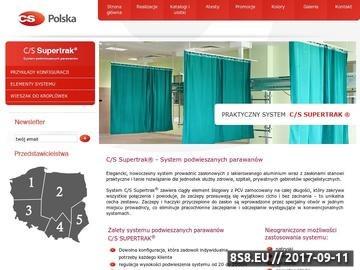 Zrzut strony Parawany.eu