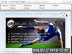 Thumbnail of Pariuri Sportive Fotbal Bonus Pariuri Website