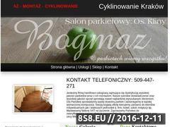 Miniaturka domeny www.parkietkrakow.pl