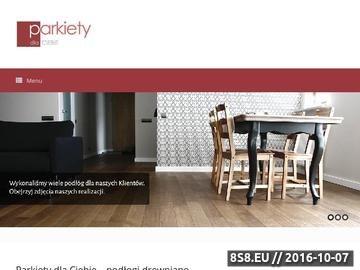 Zrzut strony Deski tarasowe Warszawa - Parkiety dla Ciebie