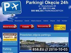 Miniaturka domeny parkingiokecie.pl