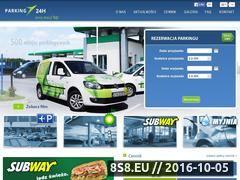 Miniaturka domeny www.parkingpyrzowice.pl