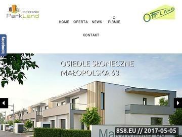 Zrzut strony Sprzedaż lokali i nieruchomości