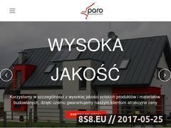 Miniaturka domeny paro.pl