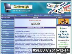 Miniaturka domeny www.partnerskie.biz
