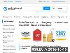 Miniaturka domeny parts-store.pl