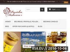 Miniaturka domeny www.pasiekadebowa.pl