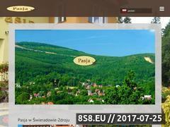 Miniaturka domeny pasja-swieradow.pl
