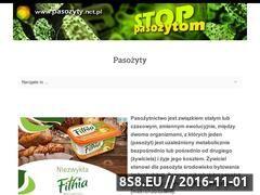 Miniaturka domeny www.pasozyty.net.pl