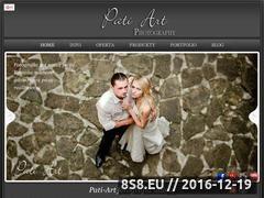 Miniaturka domeny www.pati-art.pl