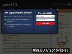 Miniaturka domeny patryk411.cba.pl
