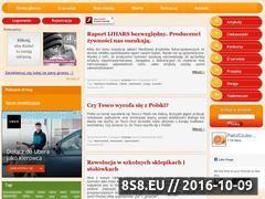 Miniaturka domeny patrzcojesz.pl