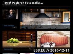 Miniaturka domeny www.pawelpaciorek.net